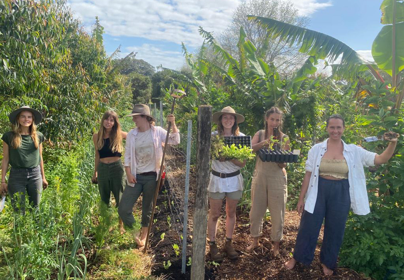 The power of growing food and garden communities - in conversation with Ella Noah Bancroft