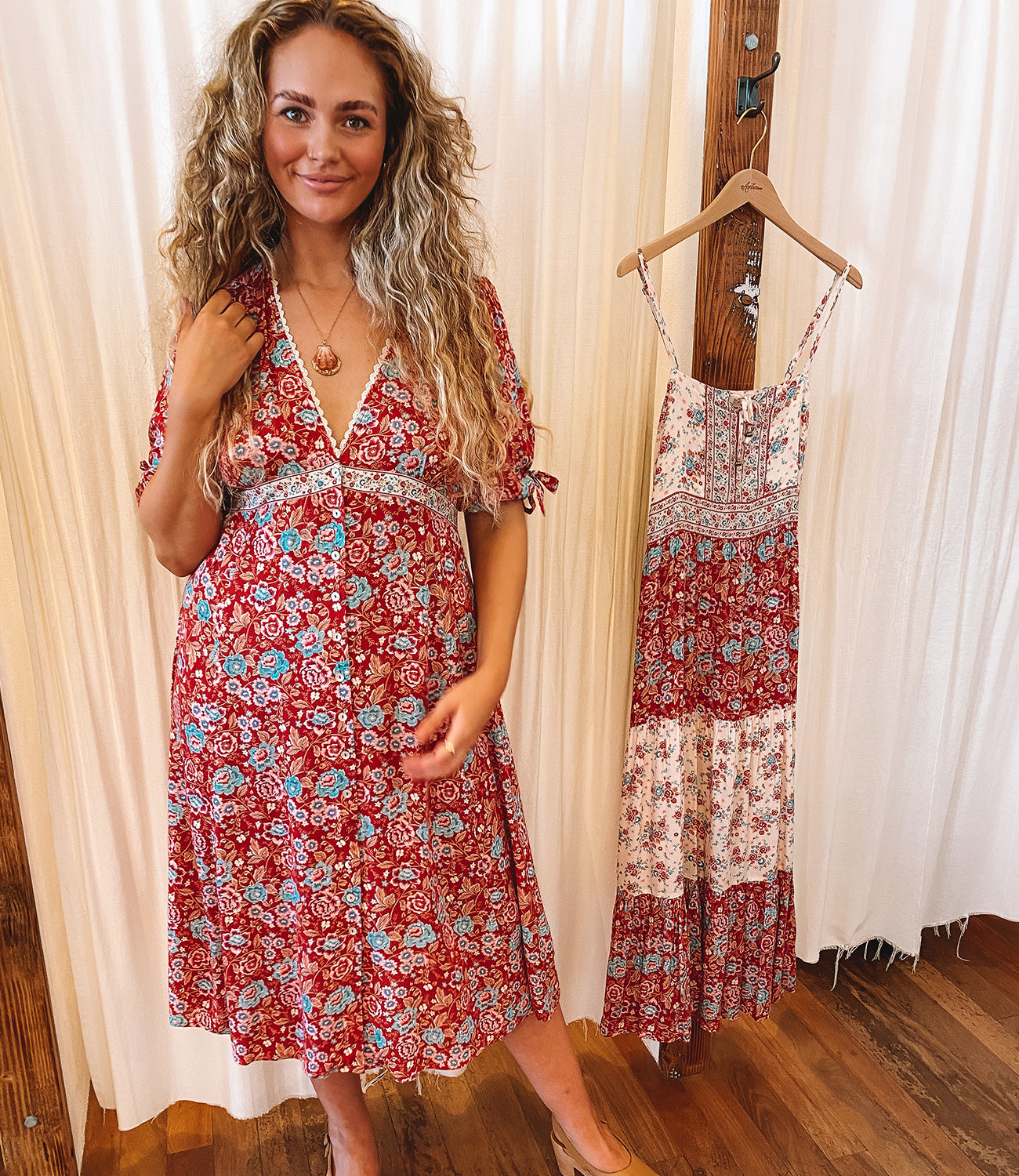 In-store at Arnhem Sustainable Clothing Byron Bay