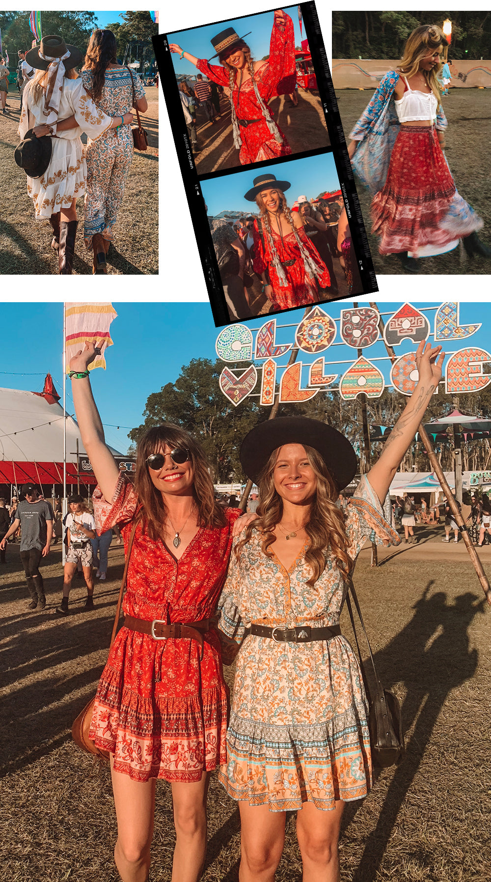 The best looks from Splendour In The Grass 2019 at Arnhem Clothing Byron Bay