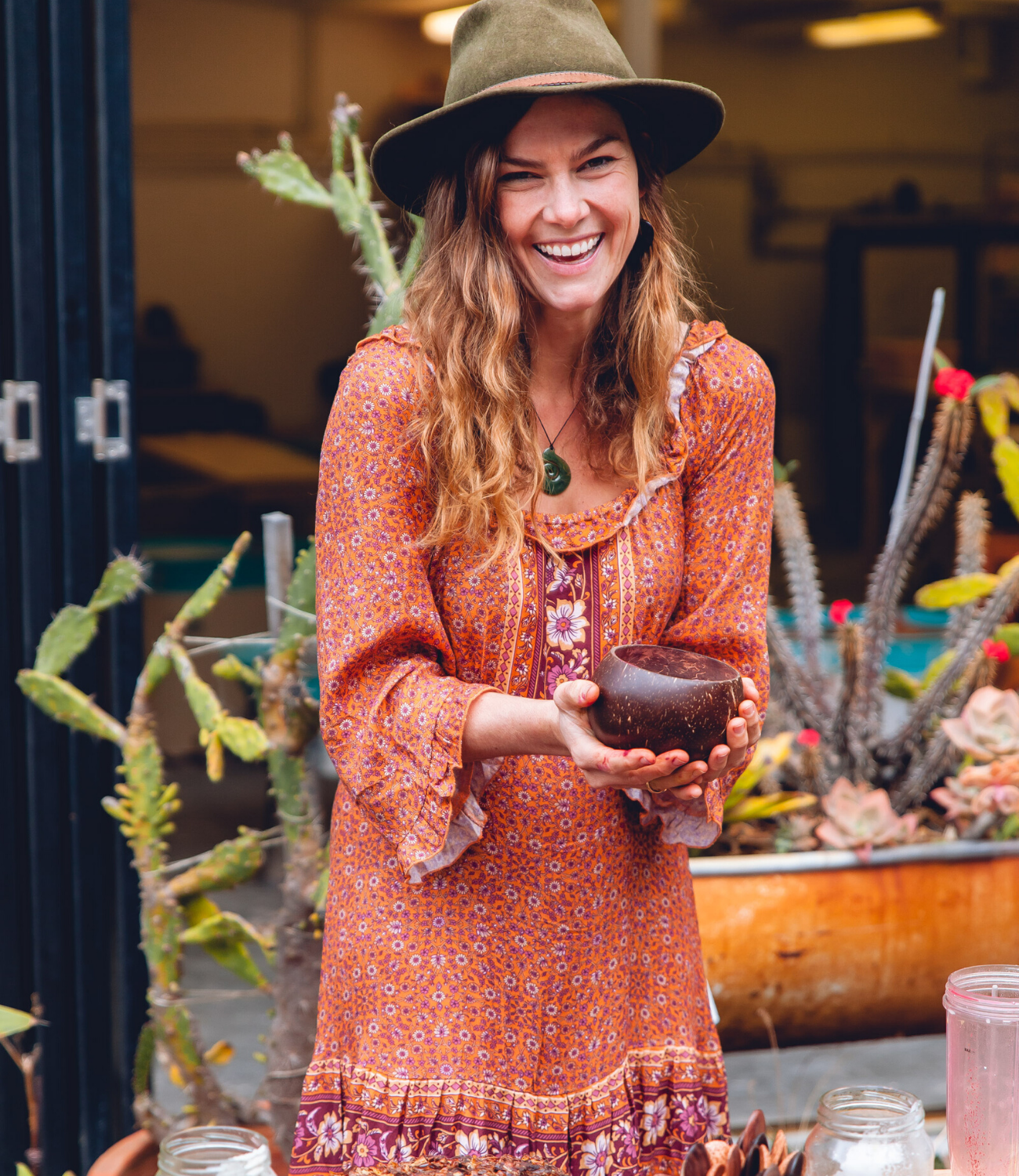 Meet Georgie of Mindful Foods in conversation on the blog at Arnhem sustainable fashion