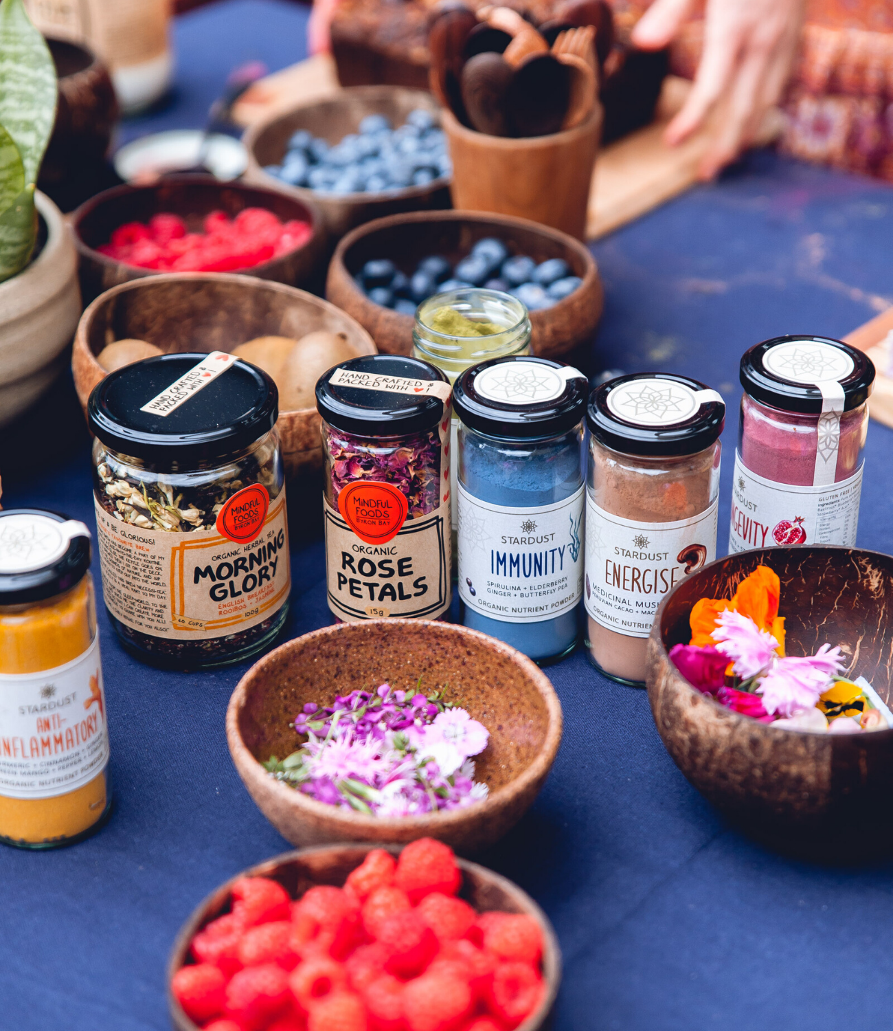 Behind the brand - talking to Mindful Foods on the blog at Arnhem
