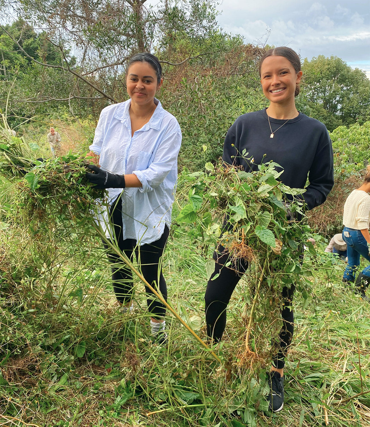 Giving Back and Social Responsibility with Arnhem x Landcare for World Environment Day 2021
