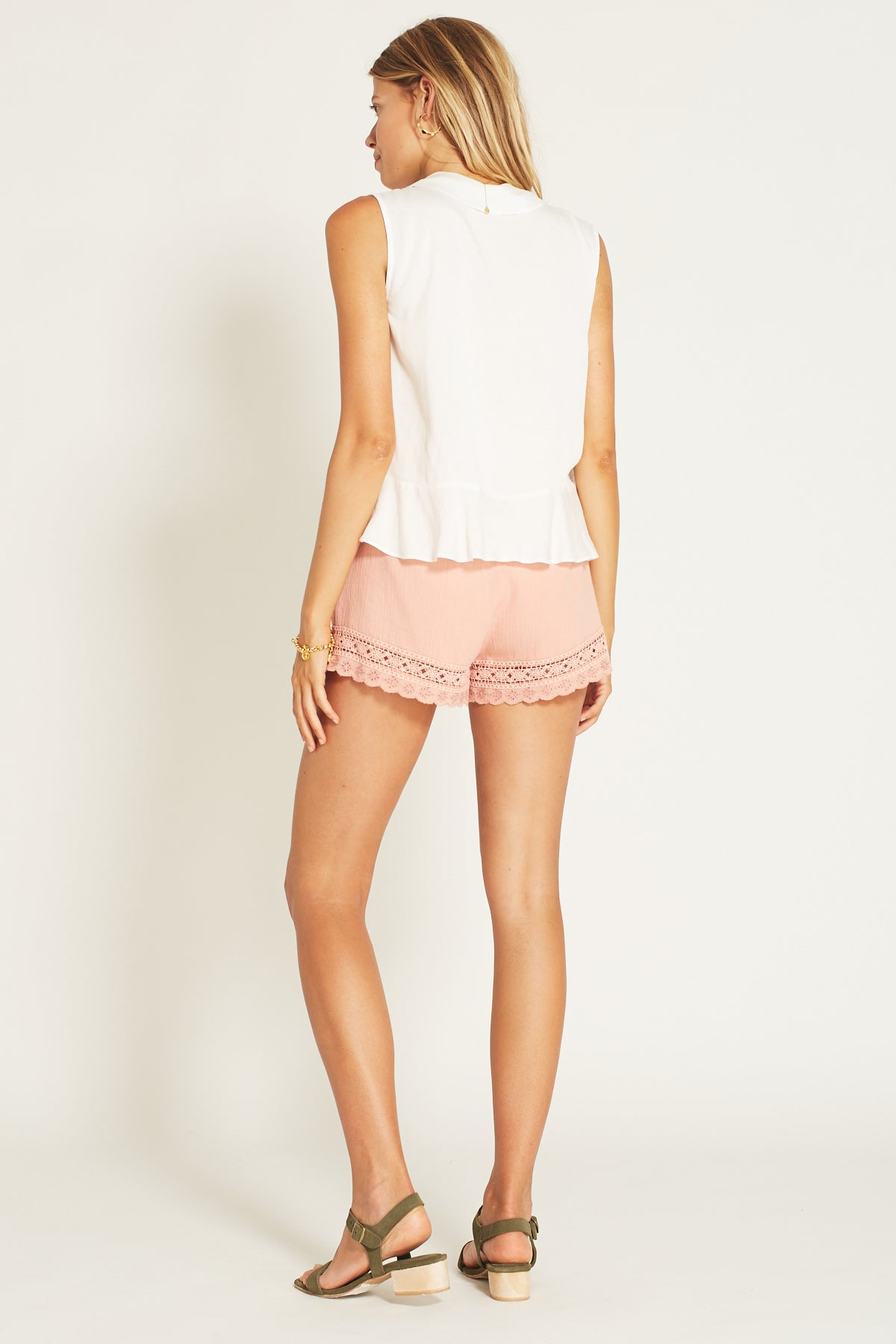 Melody Shorts Blush