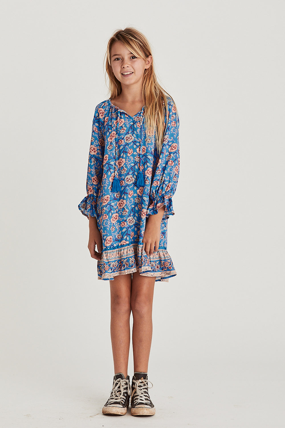 Bella Rosa Littles Dress in Olympia