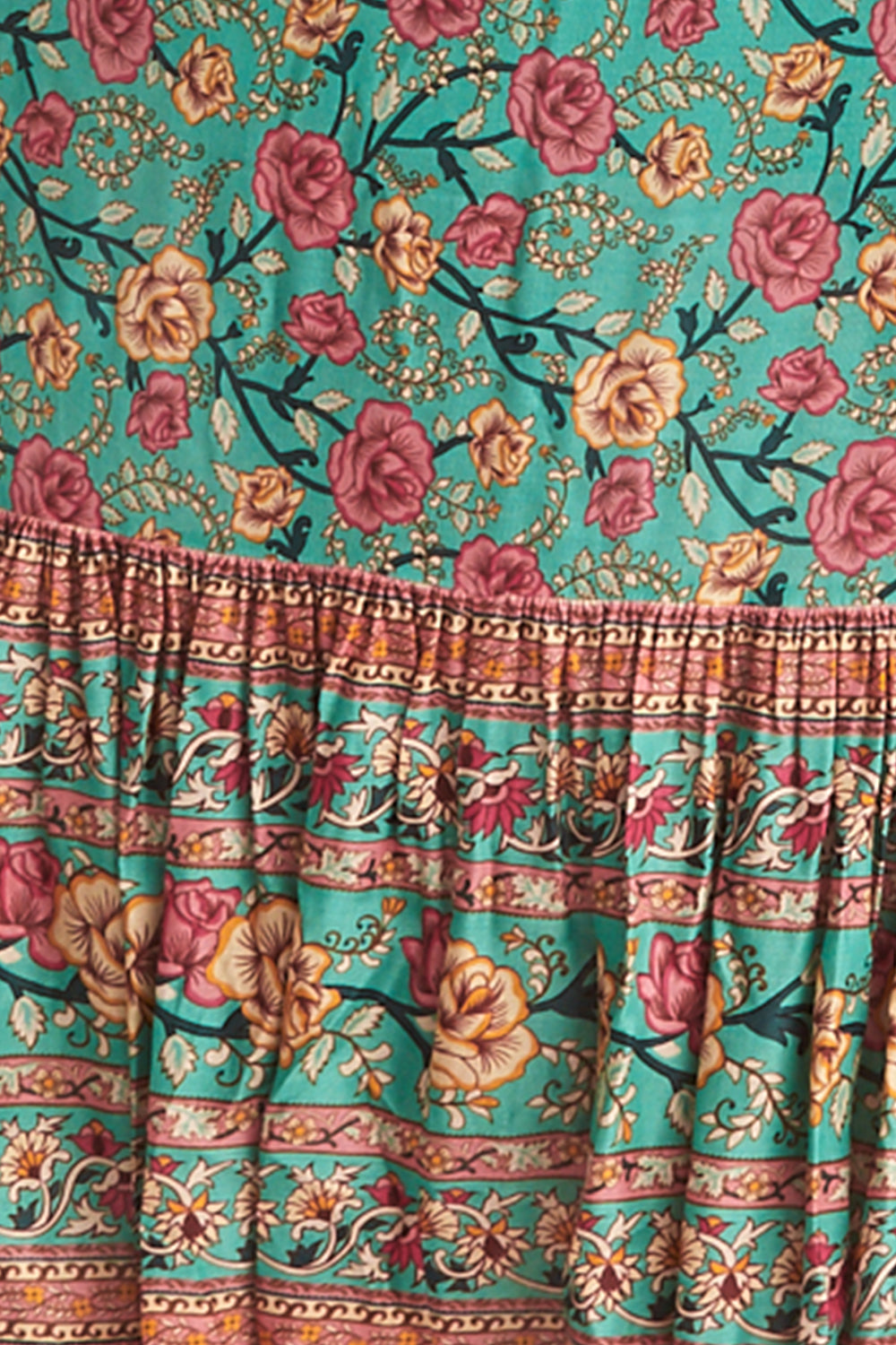 Muse Skirt in Verde
