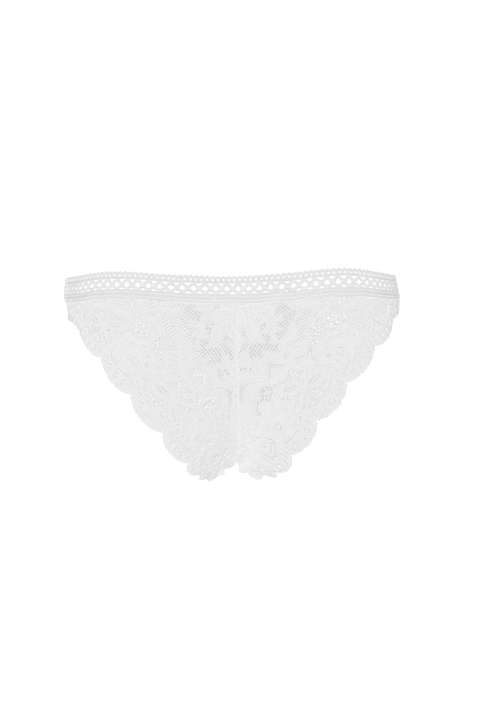 Sierra Knickers in White