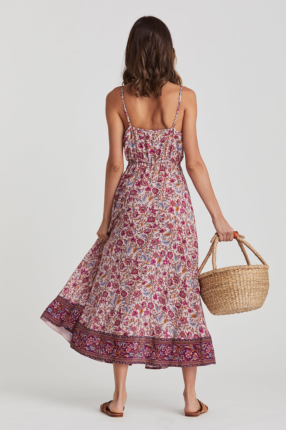 Daisy Chain Sundress in Candy