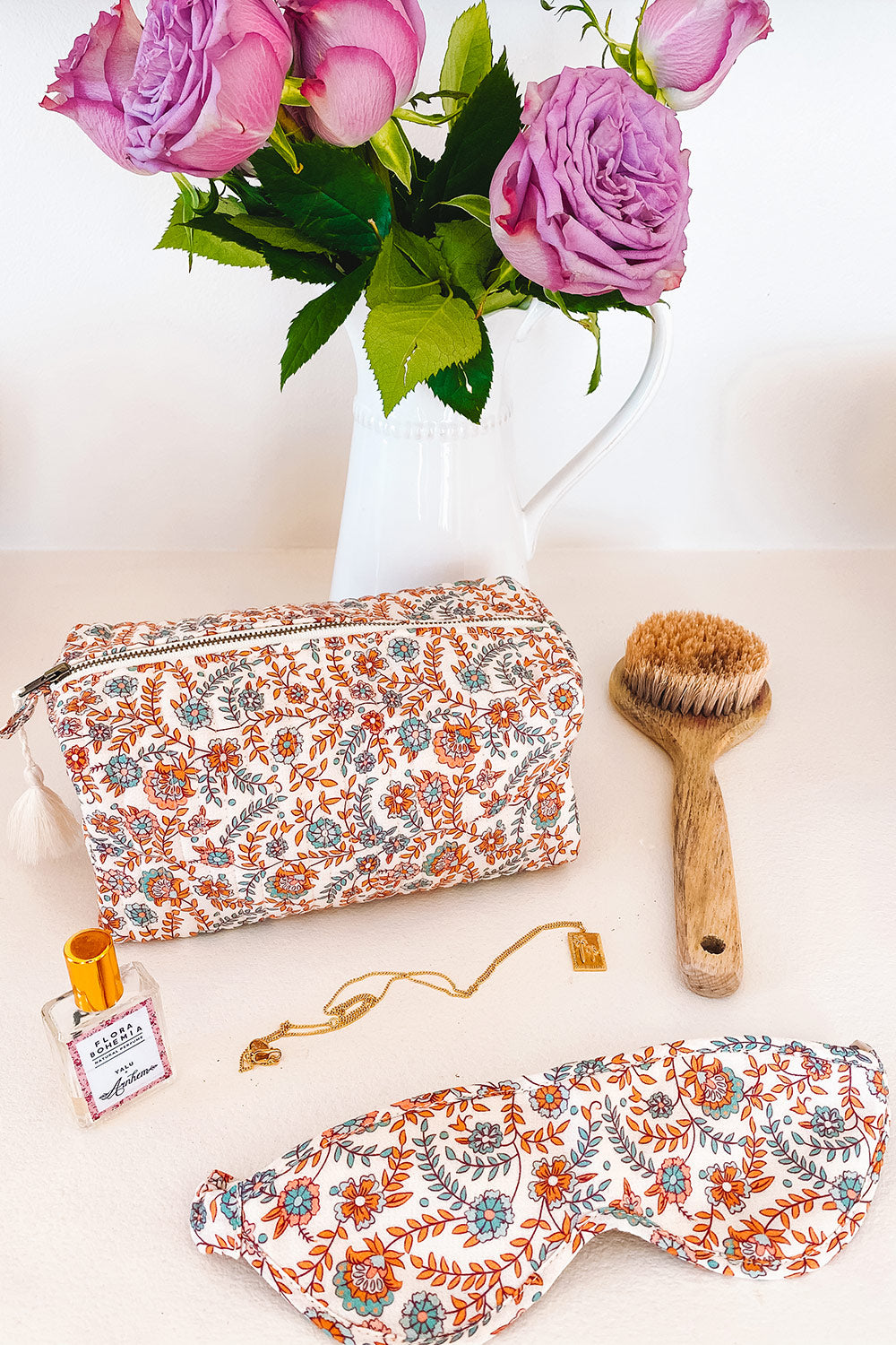 Fleetwood Revive Eye Mask in Floral Cream