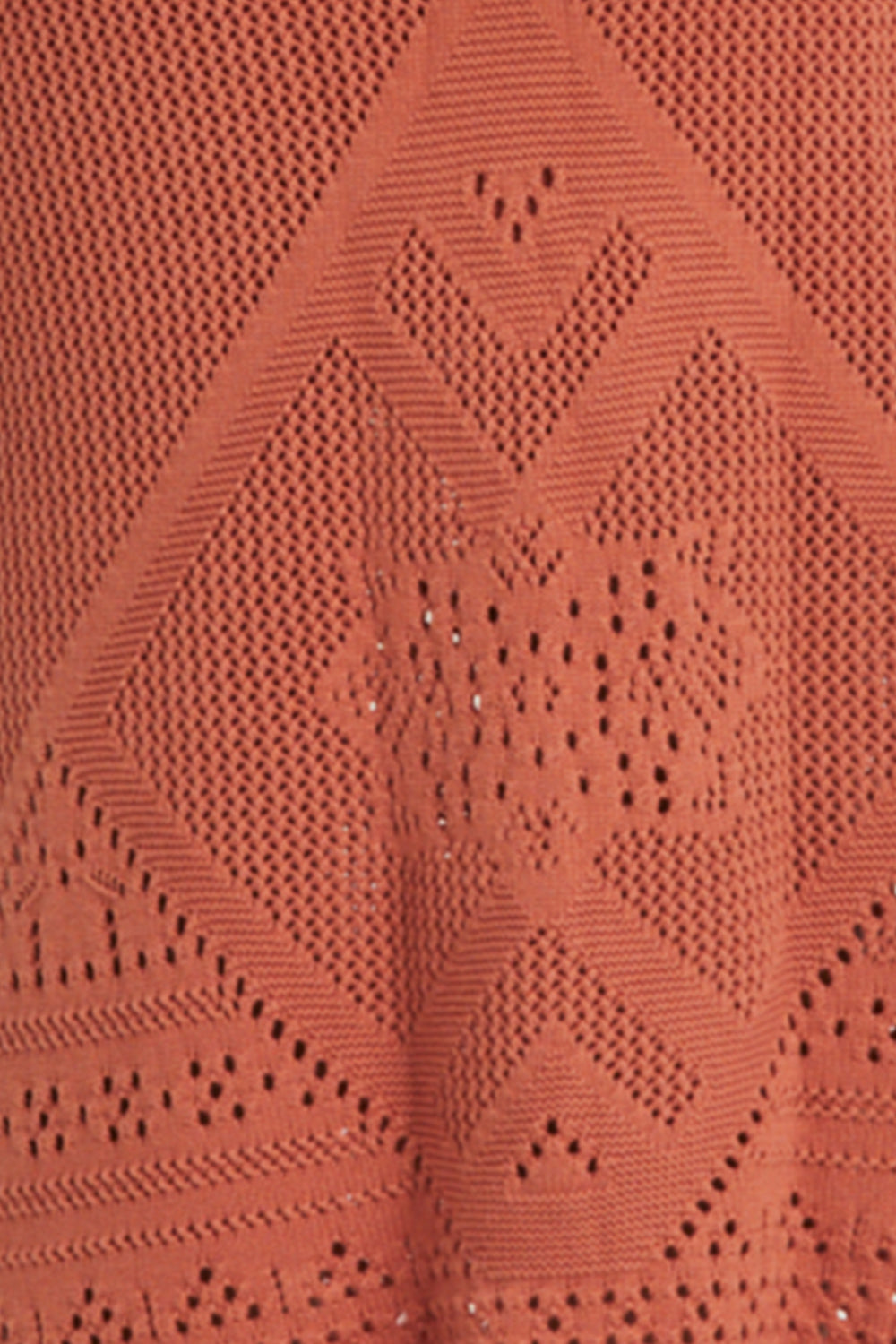 Madox Skirt in Terracotta