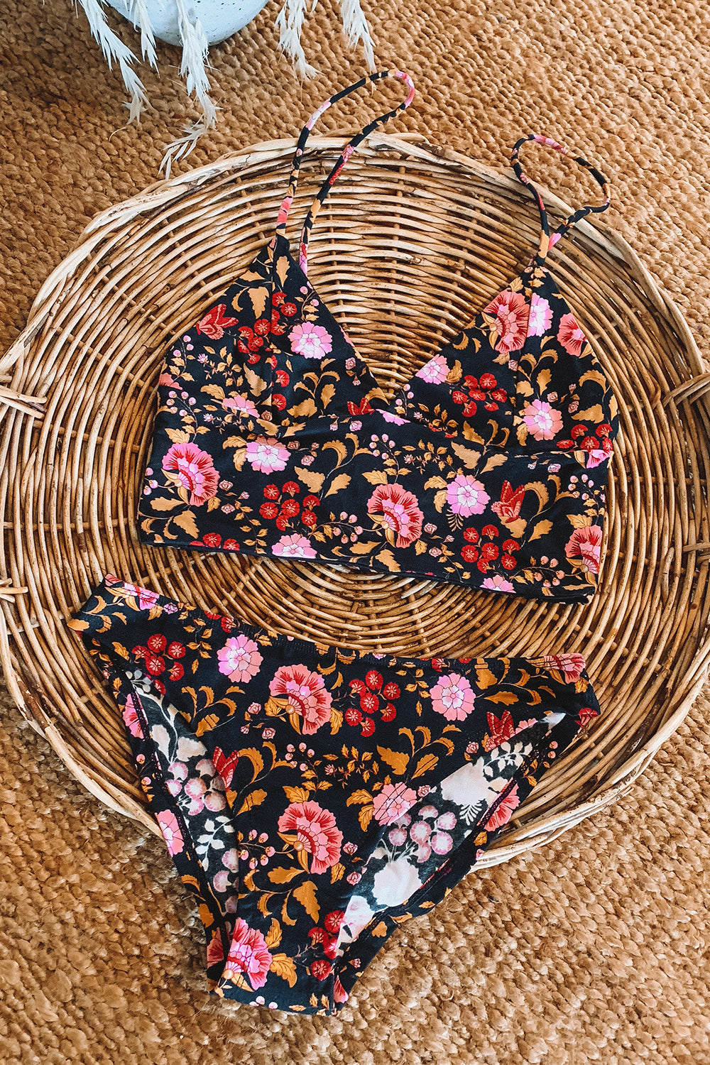 Jersey Revive Knickers in Blossom