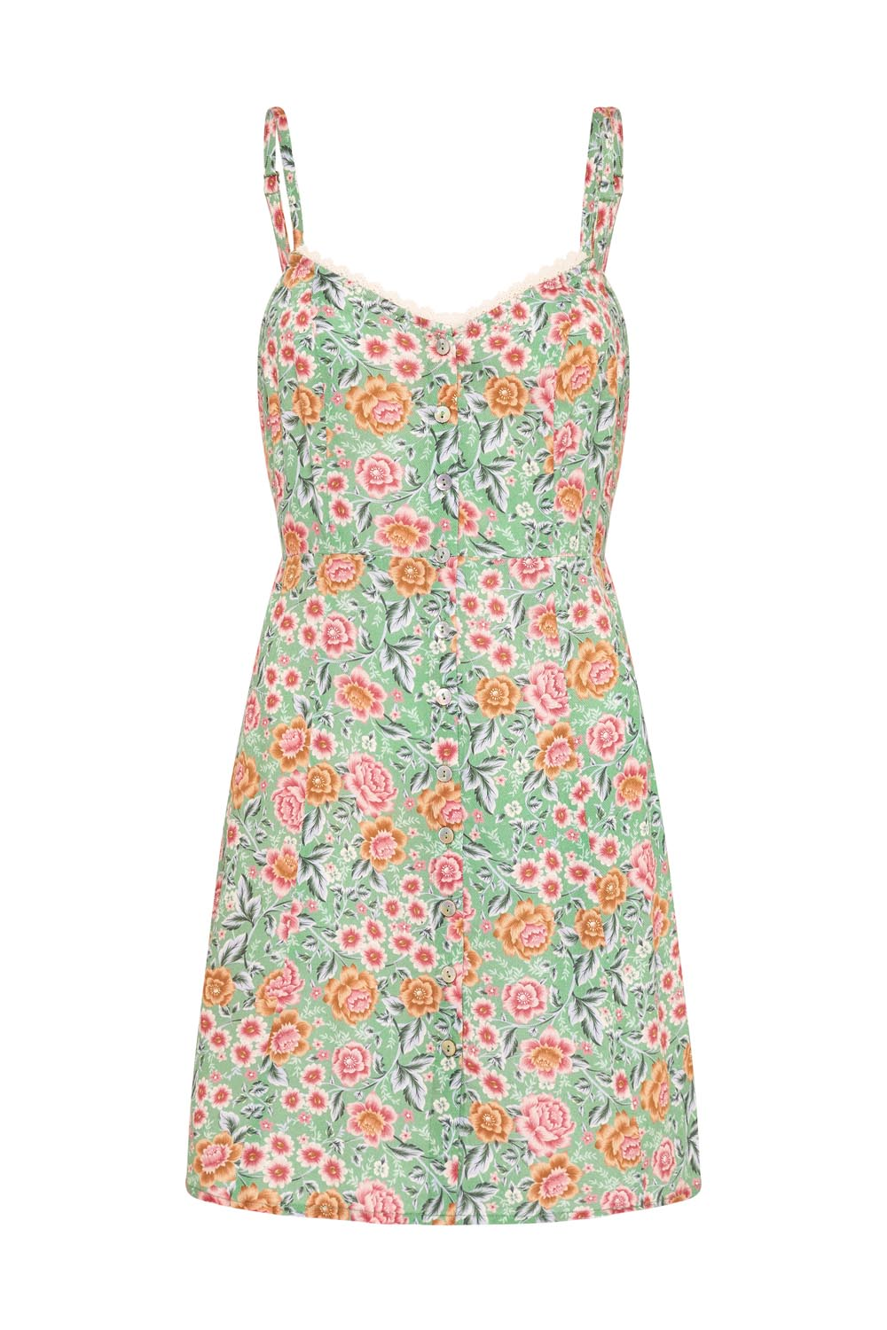 Harmony Playdress in Mint