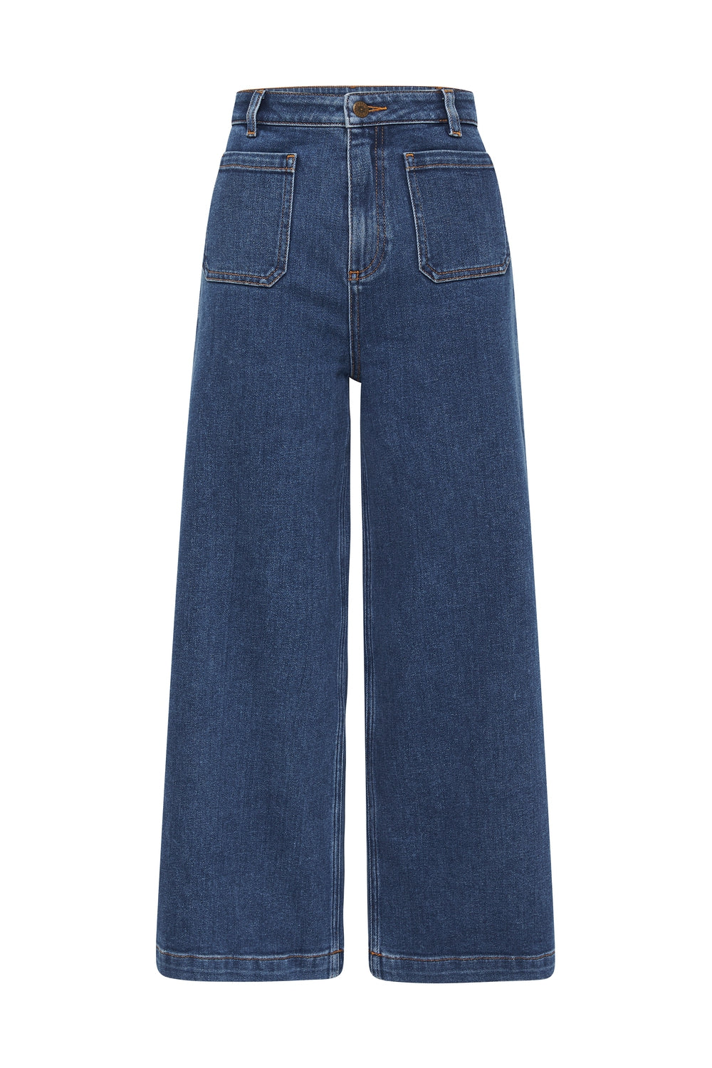 Hideaway Sailor Jeans in Vintage Blue