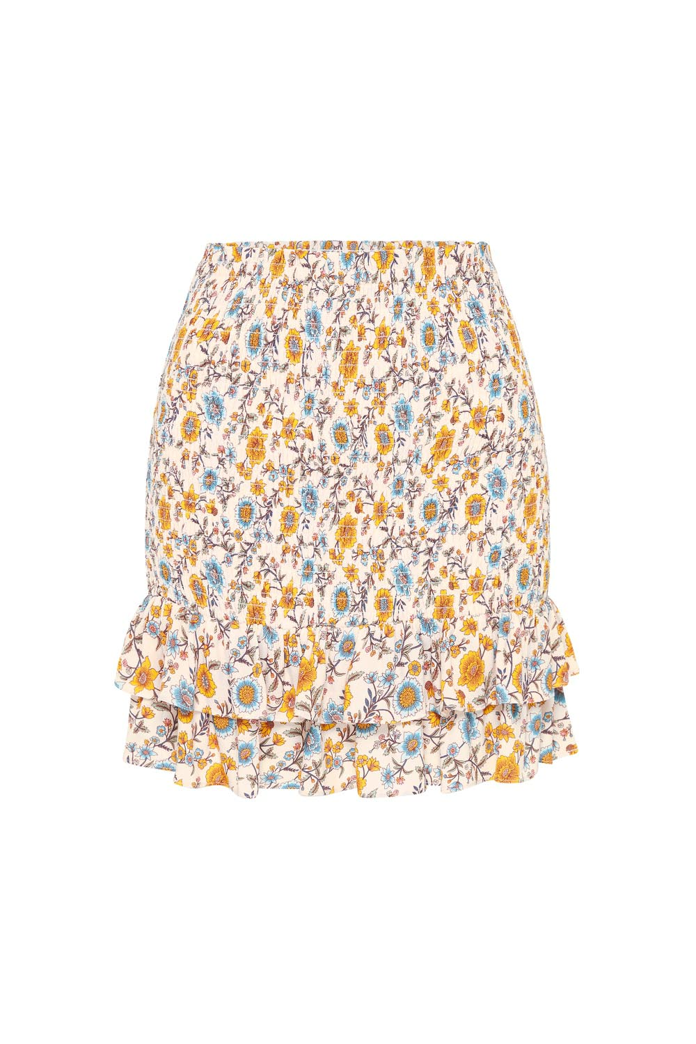 Bijoux Mini Skirt in Daisy