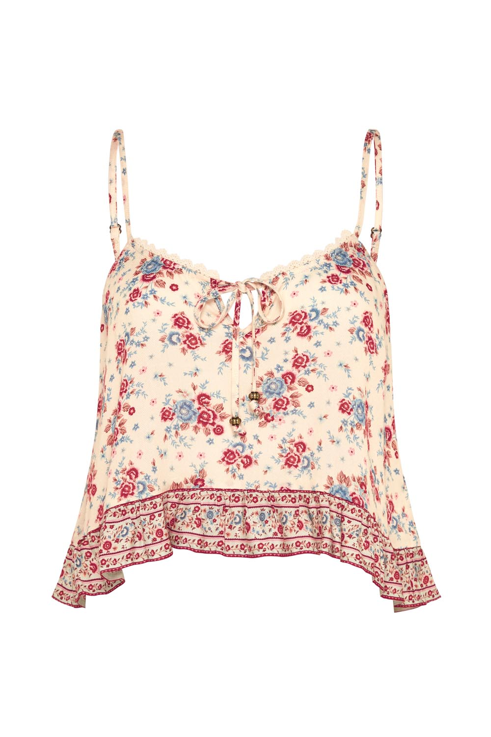 Harmony Cami in Strawberries & Cream