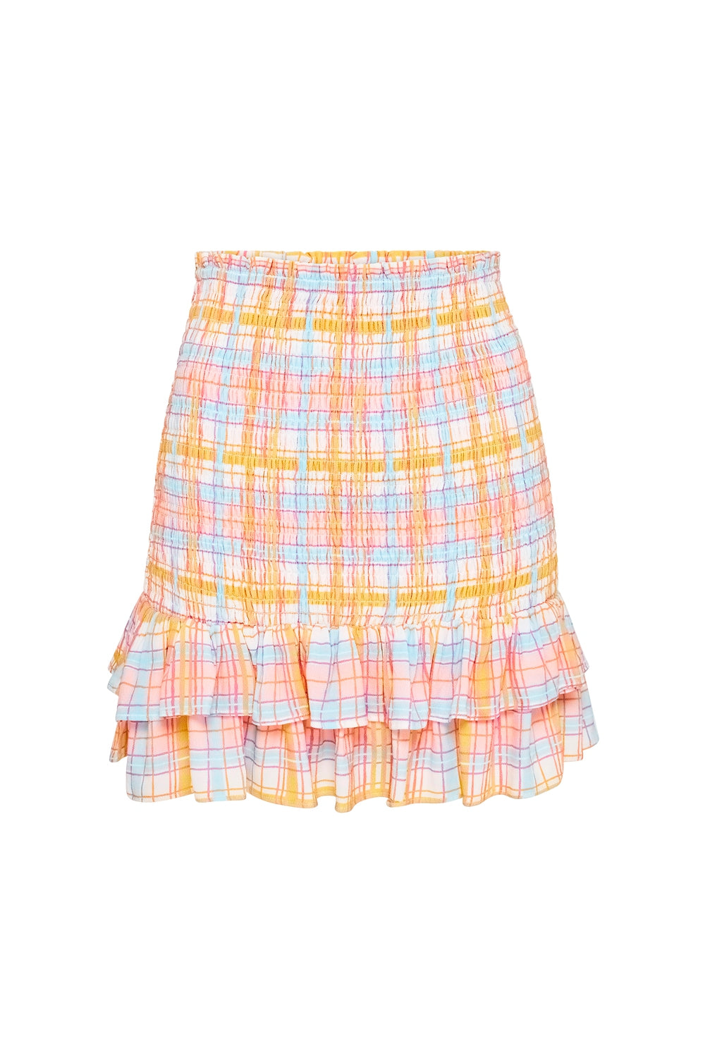 Rafa Mini Skirt in Tutti Frutti
