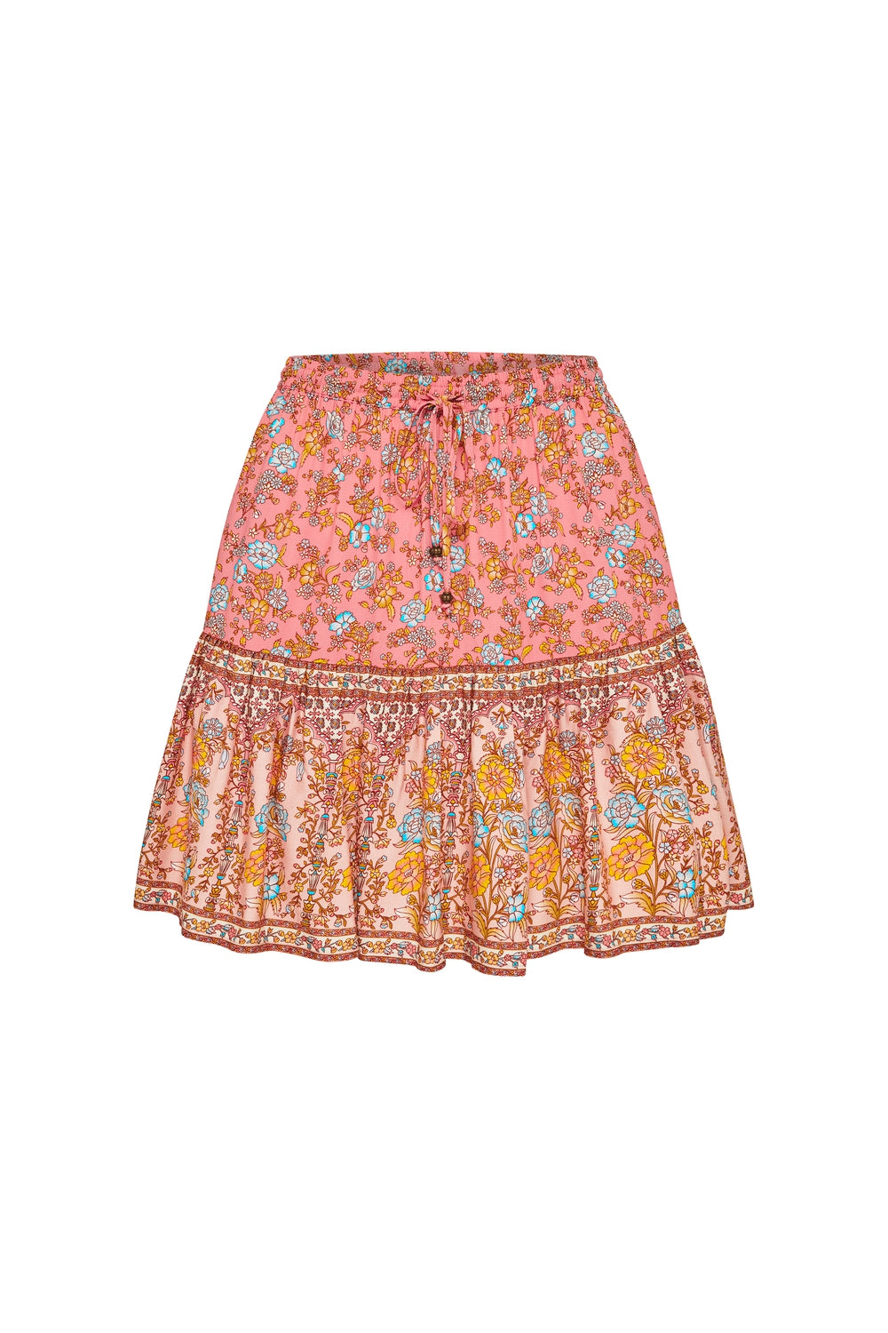 Honey Mini Skirt in Rosé