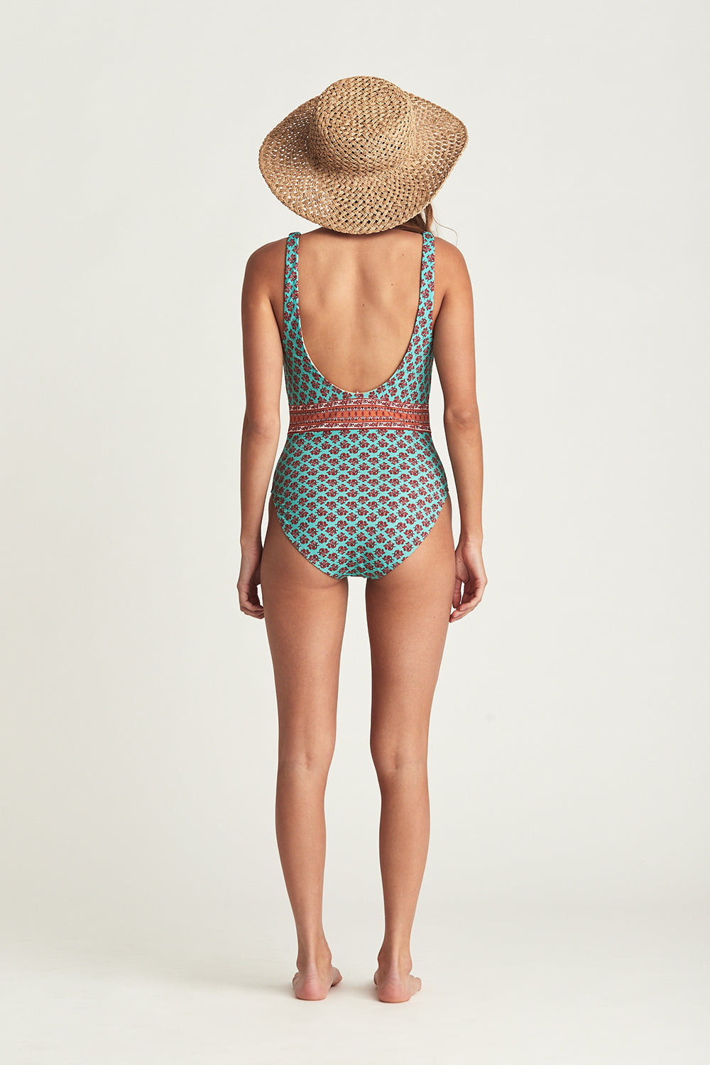 Serafina One Piece in Kingfisher