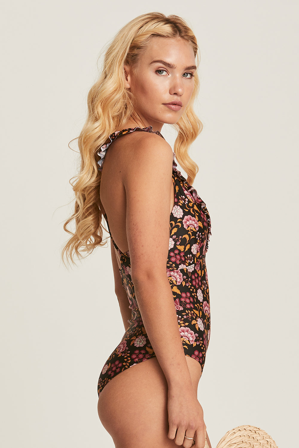Suki One Piece in Cherry