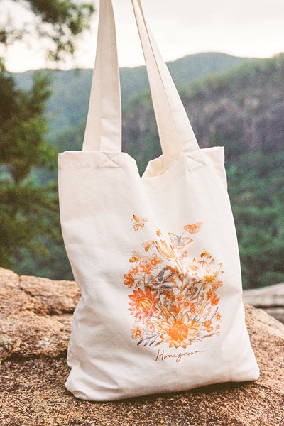 Homegrown Tote in Natural