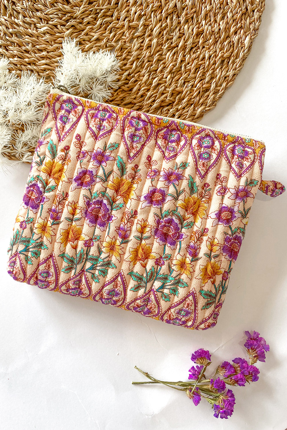 Bijoux Revive Pouch in Lilac