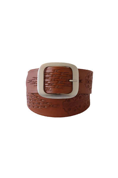 Adelia Leather Belt