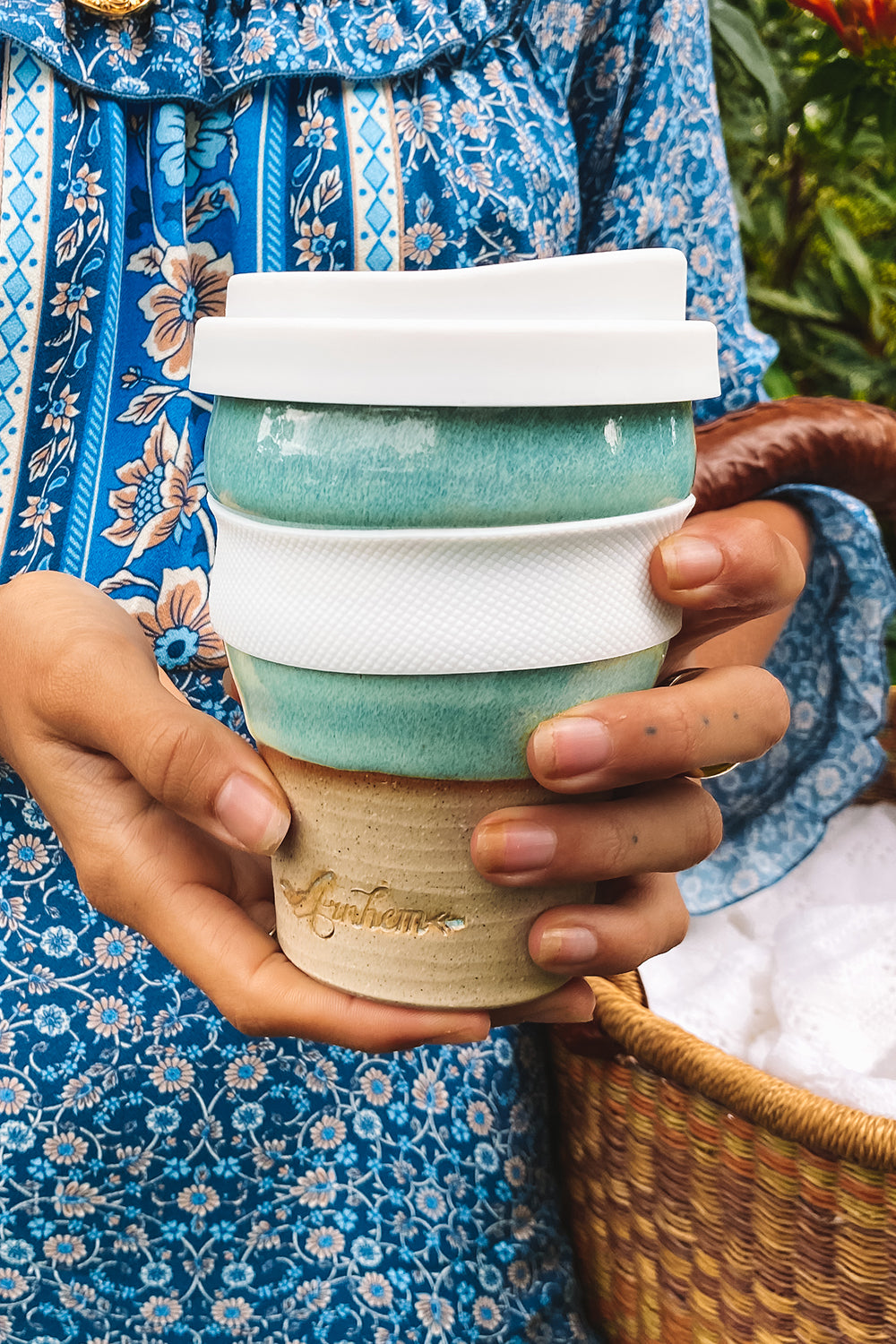 Arnhem X Brooke Clunie Teal Keep Cup