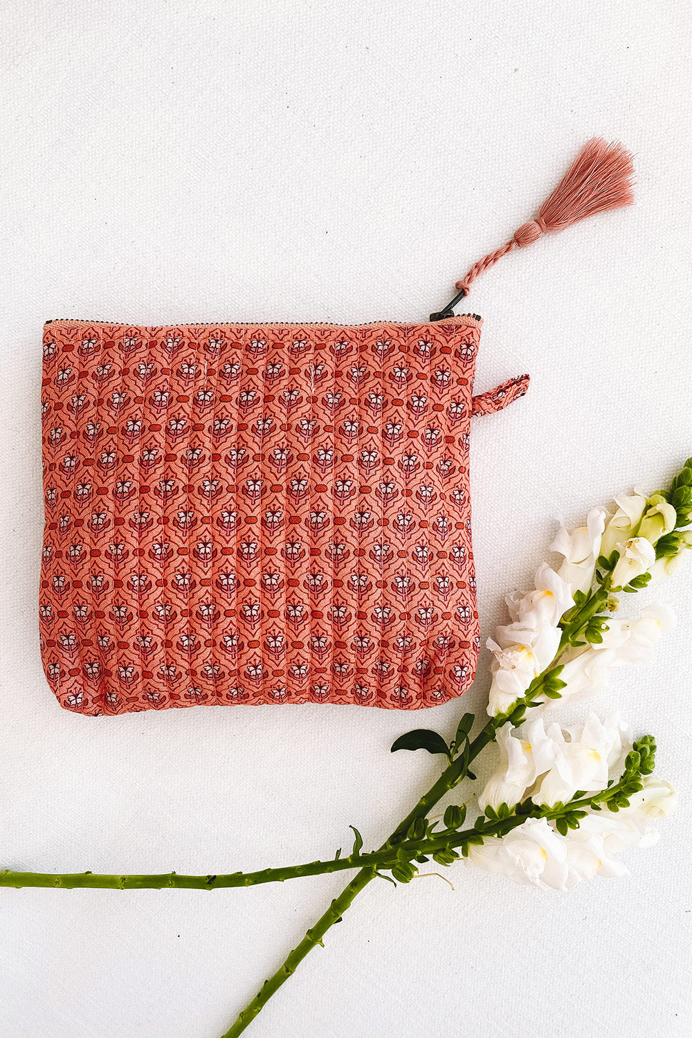 Fleetwood Revive Pouch in Tile Peach
