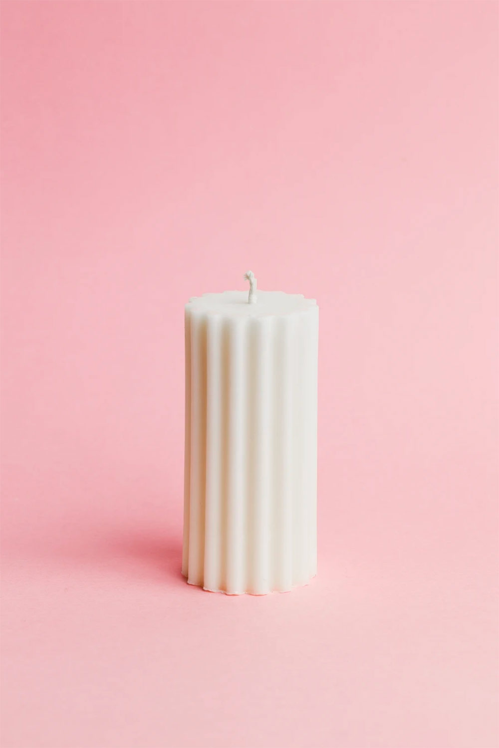 Mave Candle - White