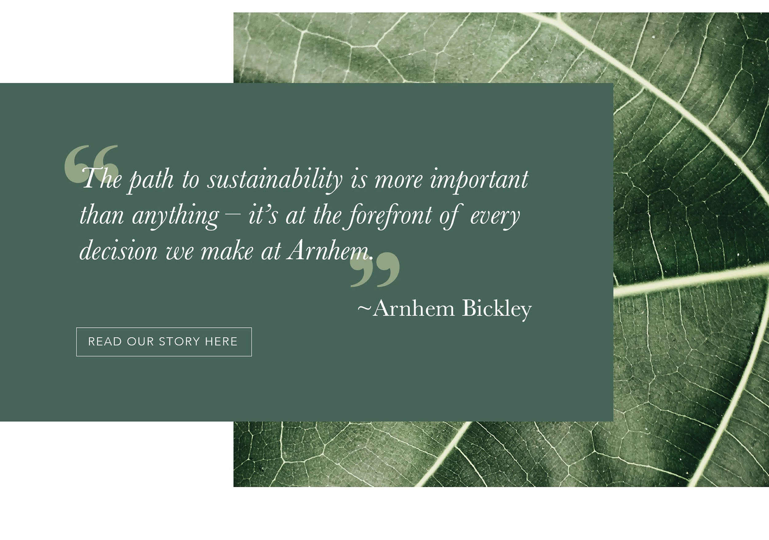 Discover Arnhem sustainable clothing Australia