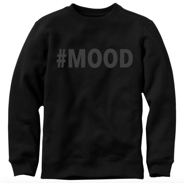 MOOD CREW NECK SWEATER ""