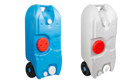 Portable Wheel Water Tank 40L