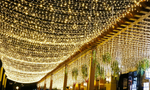 100M 500LED Warm White Waterproof Fairy String Lights