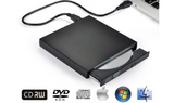 External USB CD/DVD Writer Burner Player