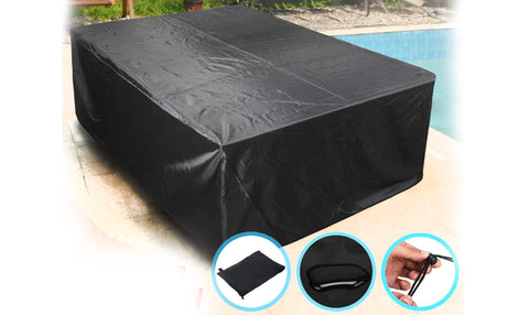 Weatherproof Outdoor Furniture Covers