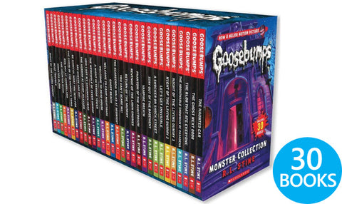 Goosebumps 30 Books Classic Collection