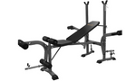 Multi Station Weight Bench Press