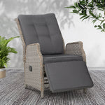 Sun lounge Setting Recliner Chair