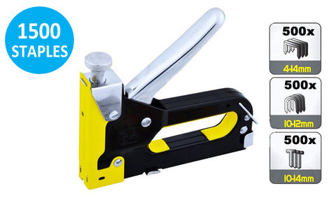Heavy Duty Staple Gun Tool Kit