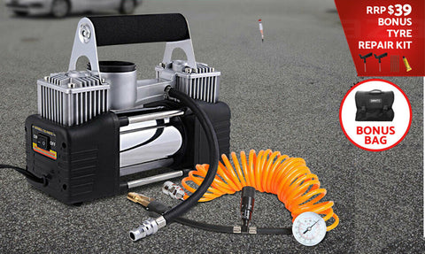 Portable Multifunctional Air Compressor