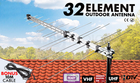 TV Antenna 32 Element