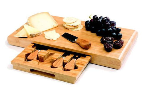 Bamboo Cheese Board - Bamboo Cheese Board