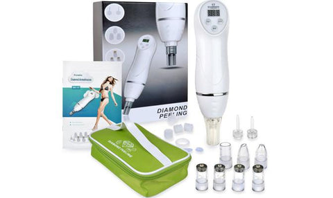 Beauty - Silk Skin Diamond Dermabrasion Device
