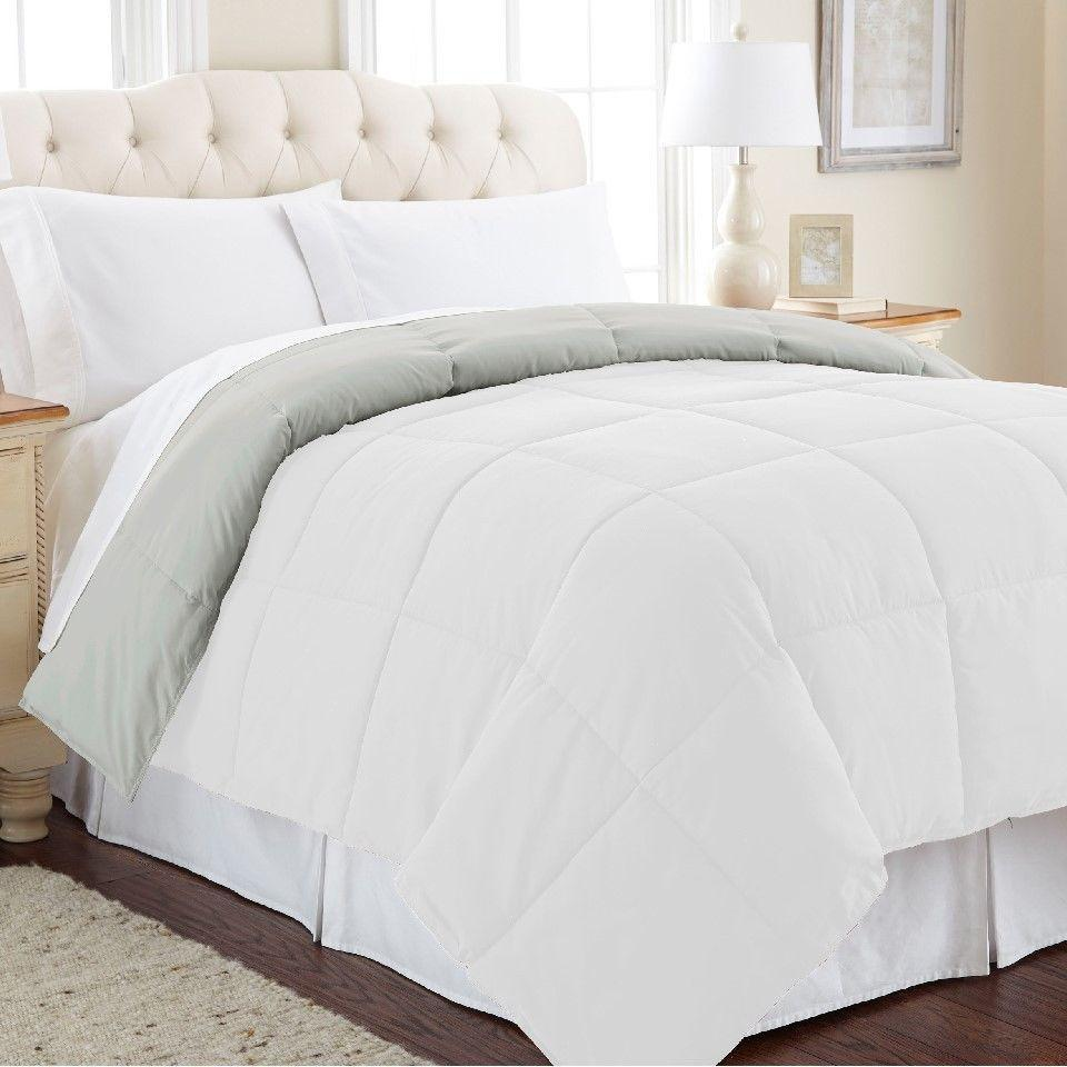 Bedding - All-Season Reversible Down Alternative Comforter
