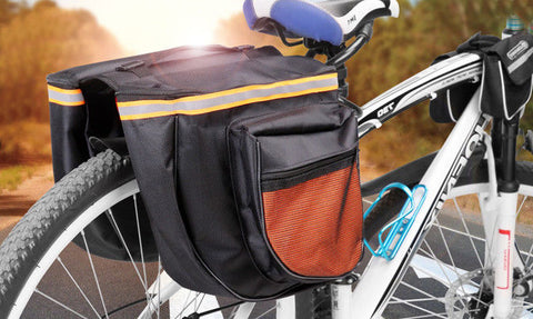 Bicycle Waterproof Rear Rack Bag
