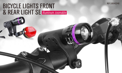 Bicycle Front & Rear Light