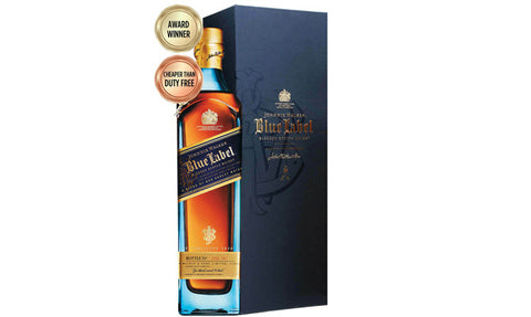 Johnnie Walker Blue Label Scotch Whisky 750ml(Boxed)