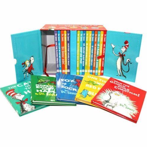 Books - Dr Seuss 12-Book Set
