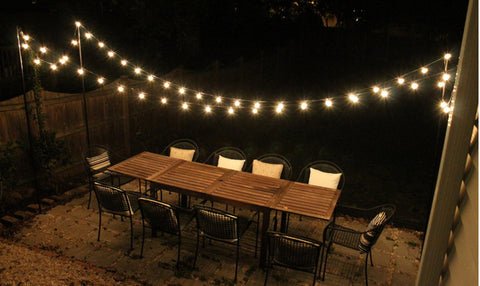 String Festoon Lights Kits