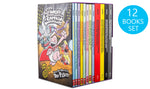 Captain Underpants Complete Collection 12 Books