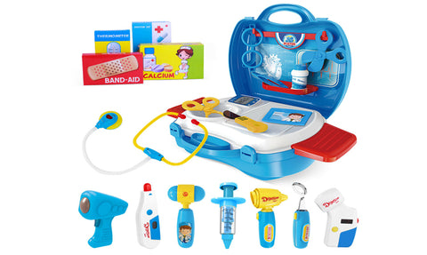 Kids 27Pc Doctor Set